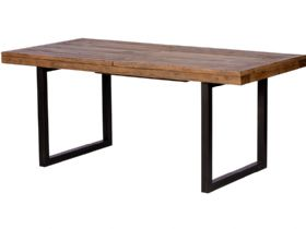Halsey 180cm Reclaimed Extending Dining Table