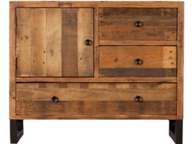 Halsey Reclaimed Narrow Sideboard