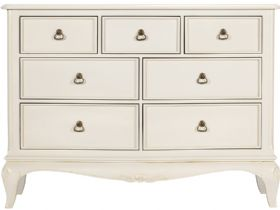 4+3 Drawers Low Wide Chest