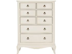2+6 Drawers Tall Wide Chest