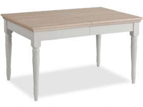 Painted 135cm Extending Dining Table