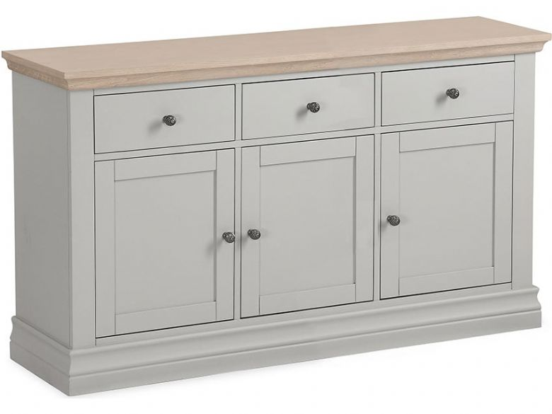 Cleveland painted large sideboard