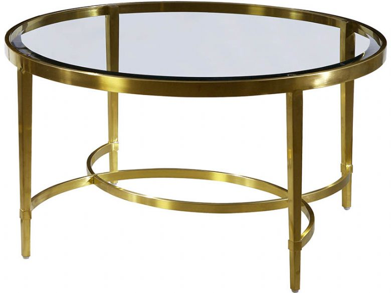 Campagna Circular Coffee Table