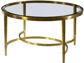 Circular Coffee Table