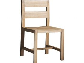Modern Oak Dining Chair