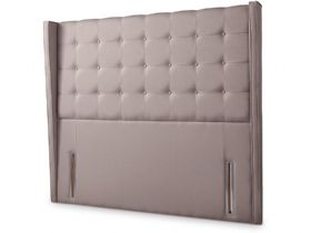 4'6 Double Deep Continental Headboard