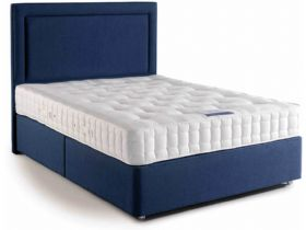 6'0 Super King Zip & Link Platform Top Divan & Mattress