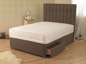 Elm 1000 Divan Base & Mattress