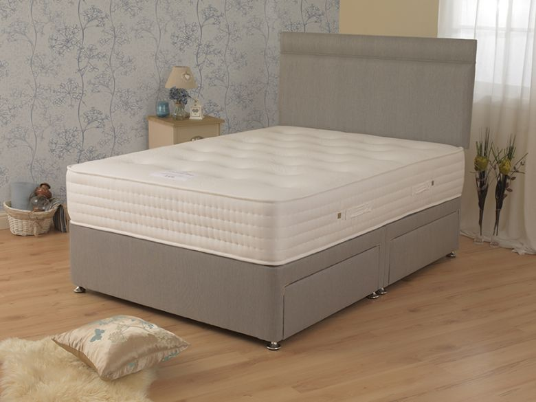 Foxglove 2000 Divan Base & Mattress