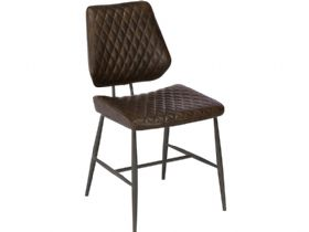 Dark Brown Dining Chair