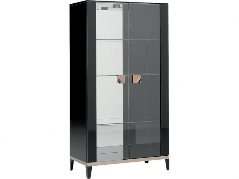 Exclua 2 Door Curio Cabinet