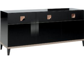 Exclua 3 Door Sideboard