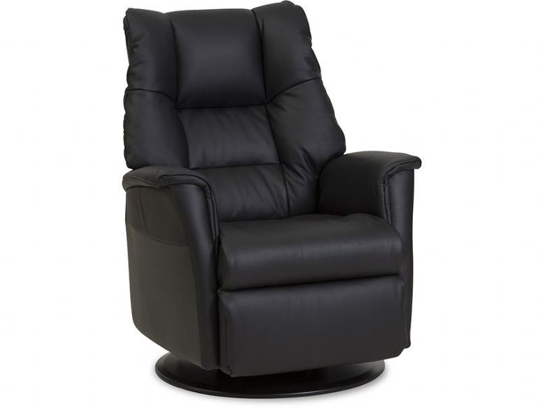 Avon Manual Recliner Side View
