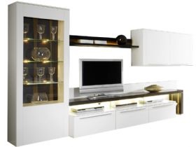 Bellano BE01 Wall Combination TV Unit