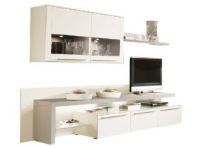 Bellano BE29 Wall Combination TV Unit