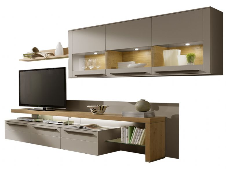 BE30 Wall Combination TV Unit