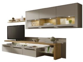 Bellano BE30 Wall Combination TV Unit