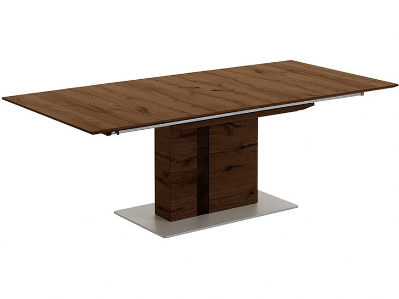 Piazza 190cm extending dining table