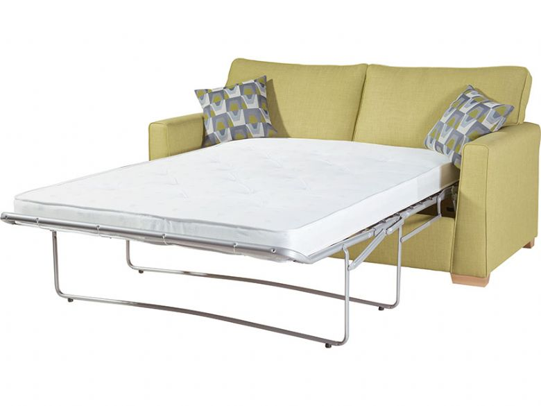 Alstons Hawk 3 Seater Sofa Bed with Regal Mattress