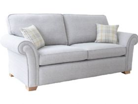 3 Seater Sofa Bed with Pocket Mattress