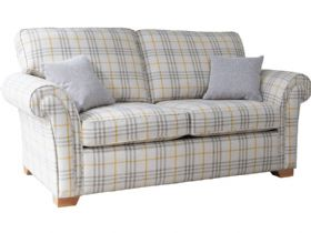 Alstons Lancaster 2 Seater Sofa Bed with Pocket Mattress