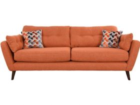 Extra Large Fabric Sofa