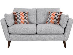 Lottie Small Fabric Sofa