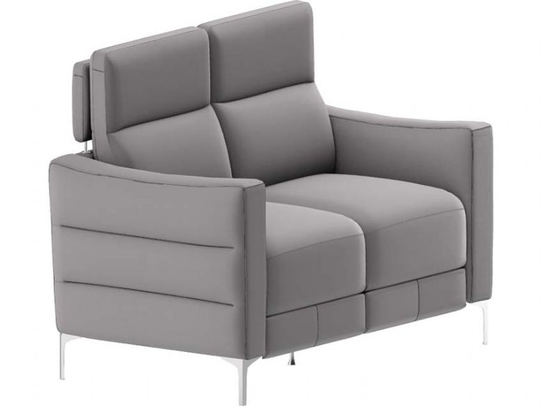 Fine Natuzzi Editions Stima Fabric Loveseat Cjindustries Chair Design For Home Cjindustriesco