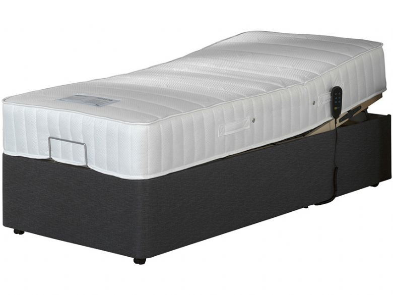 Milton Memory 3'0 Single Electric Divan and Mattress
