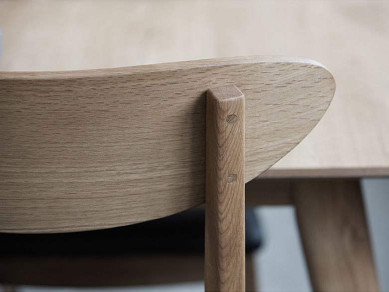 Stockholm Dining Table Close Up