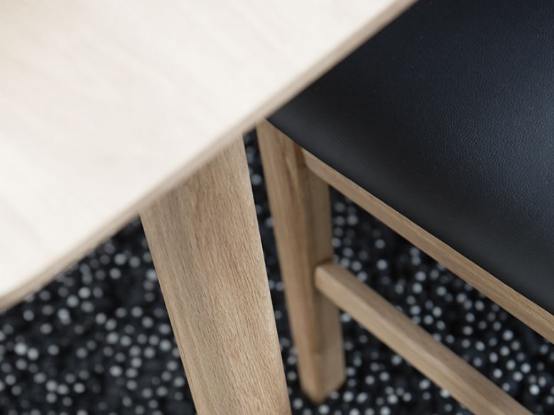 Stockholm Dining Table Close Up 2