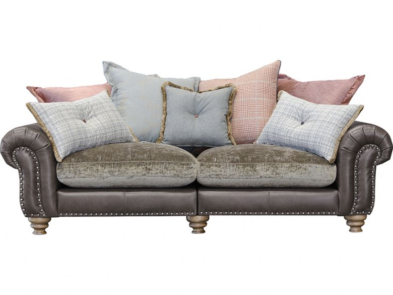 bloomsbury large split pillow back sofa lee longlands rh leelonglands co uk pillow back sofa cushions pillow back sofa replacement pillows