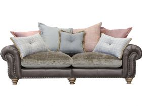 Large Split Pillow Back Sofa