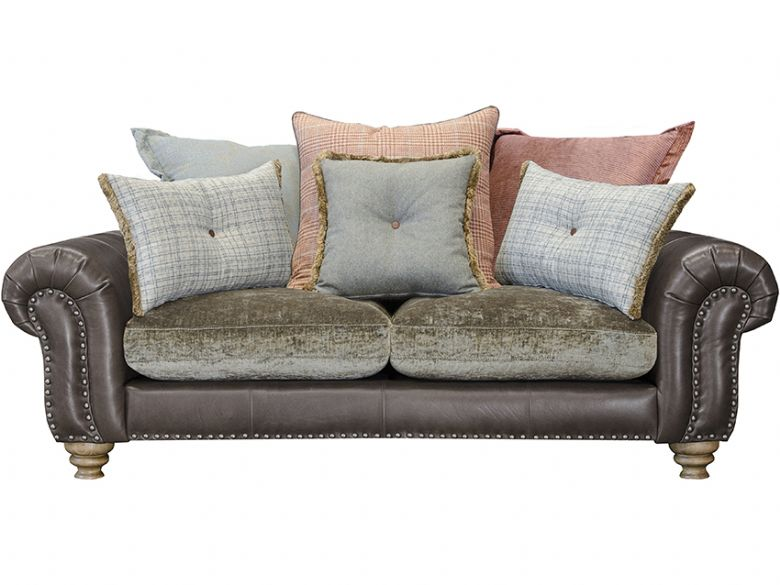 Bloomsbury Small Pillow Back Sofa
