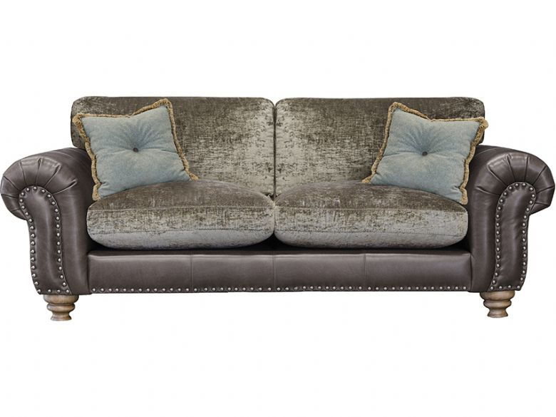 Bloomsbury Small Standard Back Sofa