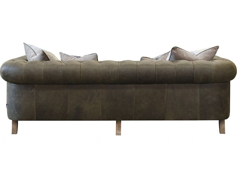 Vivienne Leather Maxi Sofa