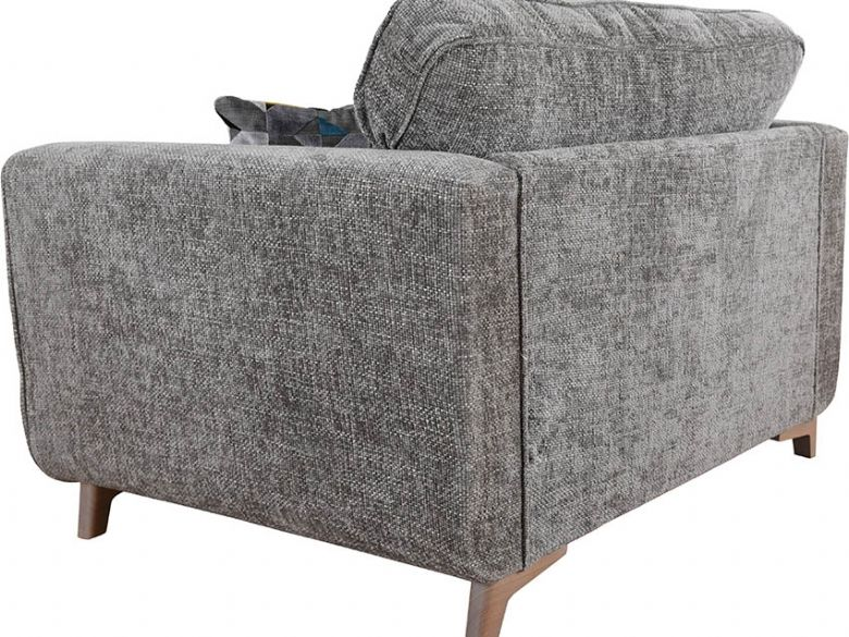 Layla contemporary grey snuggler available at Lee Longlands