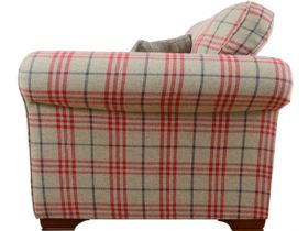 Thornaby Fabric Snuggler Chair