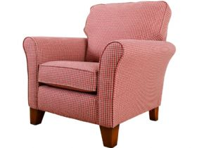 Thornaby Fabric Accent Chair