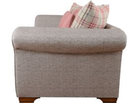 Thornaby Scatter Back Fabric 2 Seater Sofa