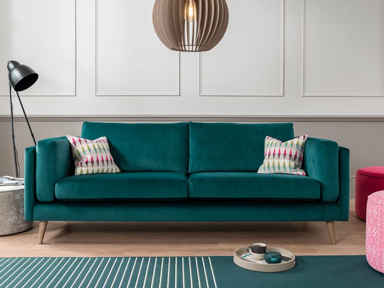 Bianca modern fabric sofa collection