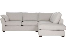 LHS Fabric Corner Sofa