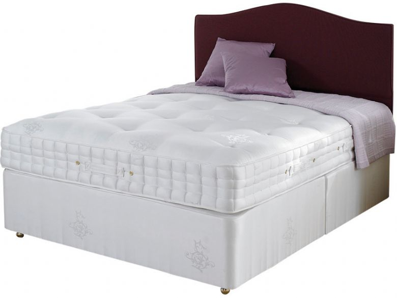 Hypnos Serenade 6'0 Super King Pocket Sprung Edge Divan & Mattress