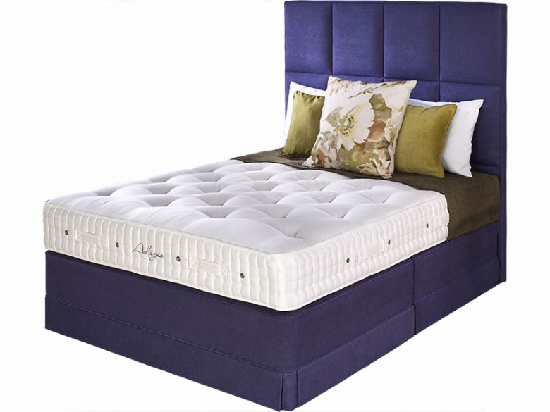 Hypnos Adagio 5'0 King Size Pocket Sprung Edge Divan & Mattress