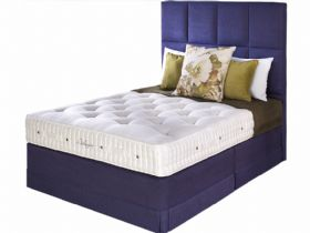 6'0 Super King Pocket Sprung Edge Divan & Mattress