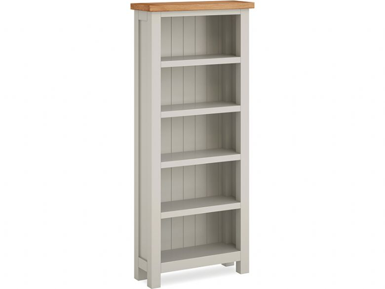 Painted Slim Bookcase