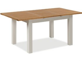 Wiltshire Painted Compact Extending Dining Table