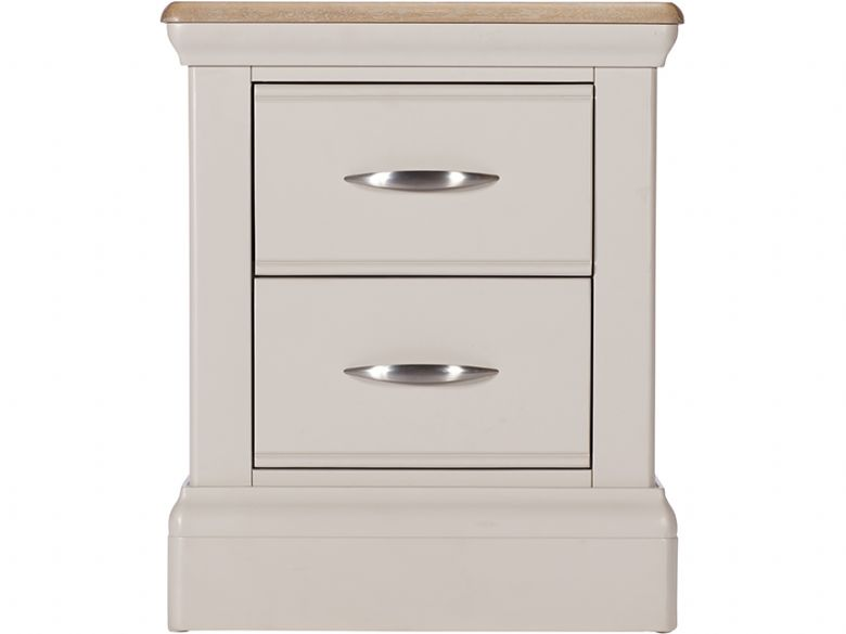 Montague 2 Drawer Bedside