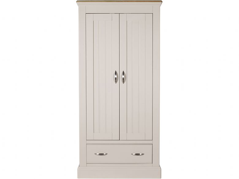 Montague Gents Double Wardrobe