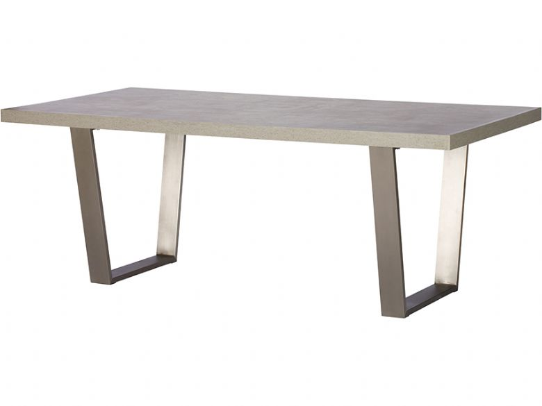 2m Dining Table